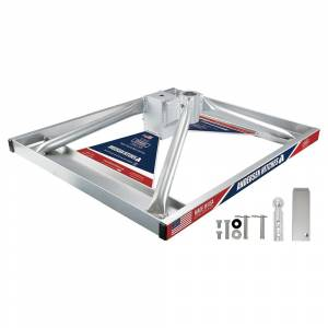 Andersen 3224-TBX Lowered Ultimate 5th Wheel Connection ToolBox Base with Hardware