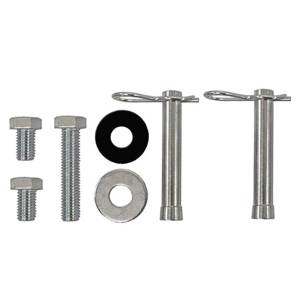 Towing Accessories - Towing Parts & Accessories - Andersen - Andersen 3228 Ultimate Connection Bolt Kit for Aluminum Bases