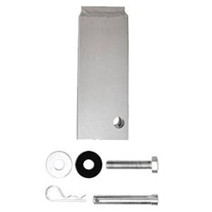 Towing Accessories - Towing Parts & Accessories - Andersen - Andersen 3227-7 Ultimate Connection Square Coupler Tube with Hardware