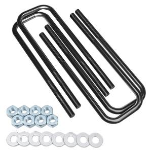 Suspension Parts - Leaf Springs & Accessories - Axle U-Bolts
