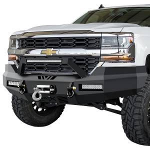 Shop Bumpers By Vehicle - Chevy Silverado 2500/3500