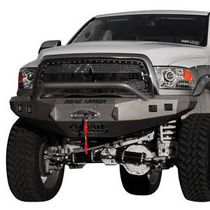 Truck Bumpers - Road Armor Stealth