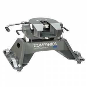 B&W - B&W RVK3710 20K Companion 5th Wheel Hitch Kit for GMC Truck 2020-2021