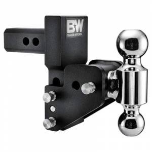 """B&W TS10063BMP Multipro Tow and Stow 2"""" Receiver Hitch for GMC Sierra 1500 2019-2021"""