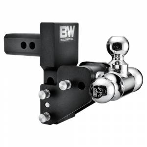 """B&W TS10064BMP Multipro Tow and Stow 2"""" Receiver Hitch"""