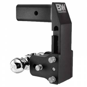 """B&W TS20066BMP Multipro Tow and Stow 2.5"""" Receiver Hitch"""