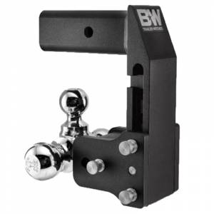 """B&W TS20067BMP Multipro Tow and Stow 2.5"""" Receiver Hitch"""