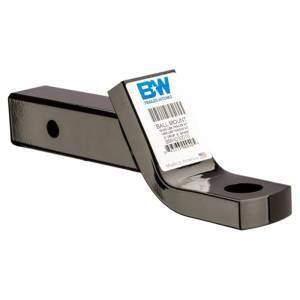 "Towing Accessories - Ball Mounts - B&W - B&W BMHD30210 2"" Drop Ball Mount"