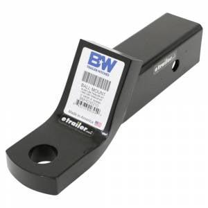 "Towing Accessories - Ball Mounts - B&W - B&W BMHD30214 6"" Drop Ball Mount"