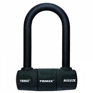 Towing Accessories - Locks - Trimax - Trimax MAX60X MINI-U-Shackle Lock