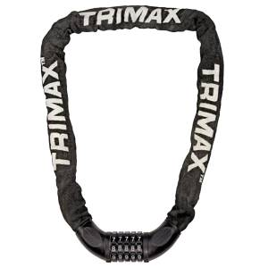 Towing Accessories - Locks - Trimax - Trimax THEXC103 THEX Super Chain with Combination Lock