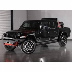 Hammerhead 600-56-0938 Headache Rack for Jeep Gladiator 2020-2021