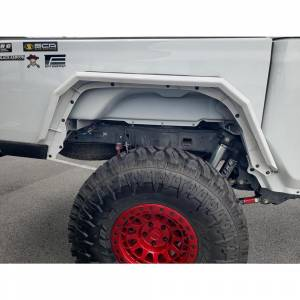 Hammerhead 600-56-0955 Rear Ravager Flares for Jeep Gladiator 2019-2021