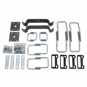 Suspension Parts - Miscellaneous Suspension Parts - Hellwig - Hellwig 25303 Load Pro Mounting Hardware Kit for Chevy Silverado and GMC Sierra 2500HD 2020-2021