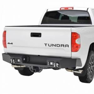 Rear Bumpers - Scorpion LED Rear Bumpers