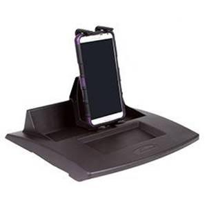 Interior Accessories - Dash Panels - Daystar - Daystar KJ71059BK 07-10 Upper Dash Panel with Large I Phone and I Phone Plus Mini Pad Mount Black