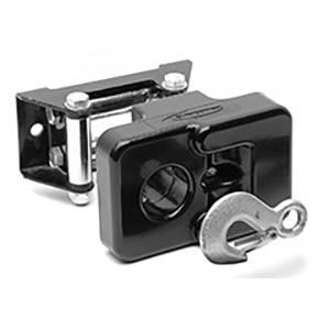 Daystar KU70045BK UTV/ATV Small Winch Roller Fairlead Isolator Black