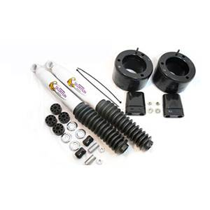 """Daystar - Daystar KC09137BK 2"""" Leveling Kit Front 2 Scorpion Shocks Included 13-18 Ram 3500 2WD and 14-18 RAM 2500 2WD"""