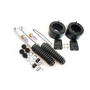 """Daystar - Daystar KC09138BK 2"""" Leveling Kit Front 2 Scorpion Shocks Included 13-18 Ram 3500 4WD and 14-185 RAM 2500 4WD"""