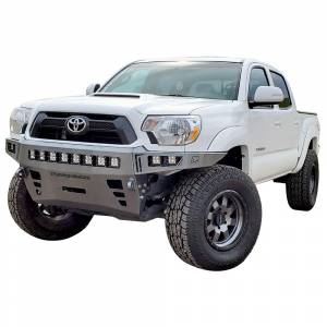 Chassis Unlimited CUB940221 Octane Winch Front Bumper for Toyota Tacoma 2012-2015
