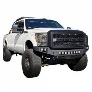 Chassis Unlimited CUB900111 Octane Front Bumper for Ford F-250/F-350 2011-2016