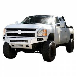 Chassis Unlimited - Chassis Unlimited CUB900281 Octane Front Bumper for Chevy Silverado 2500HD/3500 2011-2014