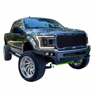 Chassis Unlimited CUB900331 Octane Front Bumper for Ford F-150 2009-2014