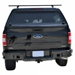 Chassis Unlimited CUB910332 Octane Rear Bumper with Sensor Holes for Ford F-150/Raptor 2009-2014