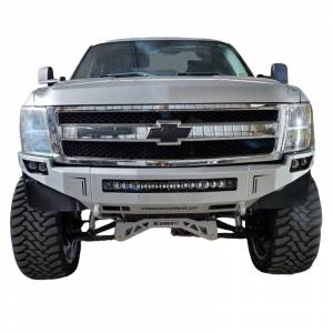 Chassis Unlimited CUB900271 Octane Front Bumper for Chevy Silverado 2500HD/3500 2008-2010