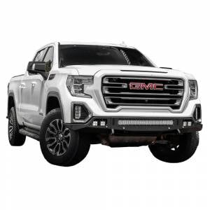 Chassis Unlimited CUB900401 Octane Front Bumper without Sensor Holes for GMC Sierra 1500 2019-2021