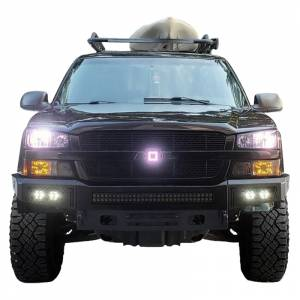 Chassis Unlimited CUB900251 Octane Front Bumper for Chevy Silverado 1500/2500HD/3500 2003-2007