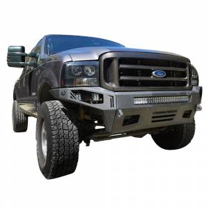 Chassis Unlimited CUB900181 Octane Front Bumper for Ford F-250/F-350 1999-2004