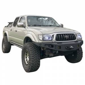 Chassis Unlimited CUB940411 Octane Winch Front Bumper for Toyota Tacoma 2001-2004