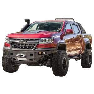 Chassis Unlimited CUB940461 Octane Winch Front Bumper for Chevy Colorado ZR2 2017-2020