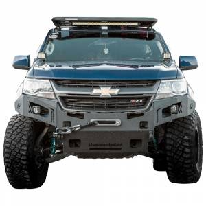 Chassis Unlimited CUB940201 Octane Winch Front Bumper for Chevy Colorado 2015-2020