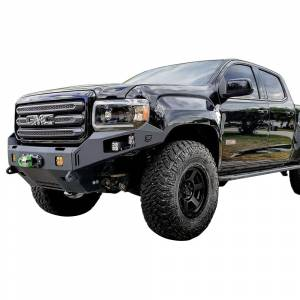 Chassis Unlimited CUB900081 Octane Winch Front Bumper for GMC Canyon 2015-2019
