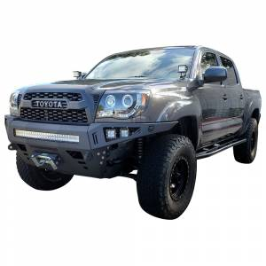 Chassis Unlimited CUB940151 Octane Winch Front Bumper for Toyota Tacoma 2005-2011