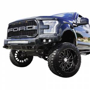 Chassis Unlimited - Chassis Unlimited CUB900161 Octane Front Bumper for Ford F-150 2015-2017