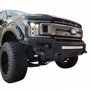 Chassis Unlimited CUB900351 Octane Front Bumper for Ford F-150 2018-2021