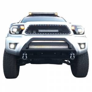 Chassis Unlimited CUB990221 Octane Winch Front Bumper for Toyota Tacoma 2012-2015