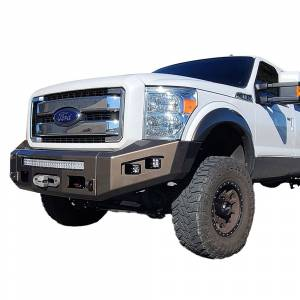 Chassis Unlimited CUB980111 Attitude Front Bumper for Ford F-250/F-350 2011-2016