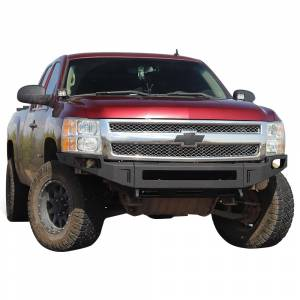 Chassis Unlimited CUB940261 Octane Winch Front Bumper for Chevy Silverado 1500 2008-2013