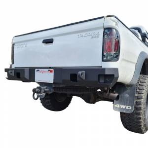 Chassis Unlimited CUB910411 Octane Rear Bumper for Toyota Tacoma 1995-2004