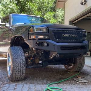 Chassis Unlimited - Chassis Unlimited CUB900501 Octane Front Bumper for GMC Sierra 2500/3500 2003-2006 - Image 2
