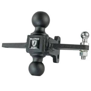 BulletProof Hitches MDSWAYCONTROLBALL Medium Duty Sway Control Ball Mount