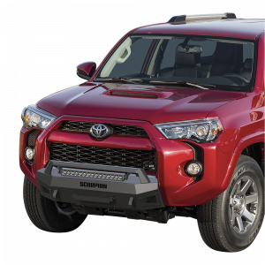 Exterior Accessories - Winch Mount   Hidden Winch Bumpers - Scorpion Extreme CS1 Winch Mount Bumpers