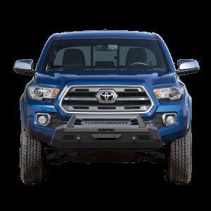 Truck Bumpers - Scorpion - Scorpion Extreme CS1 Hidden Winch Mount Bumpers