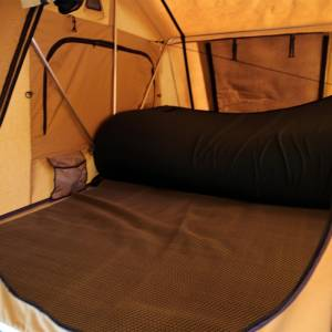 Tuff Stuff TS-ACM-RAN-65 Ranger 65 Overland Roof Top Tent Anti Condensation Mat and Soft Tents