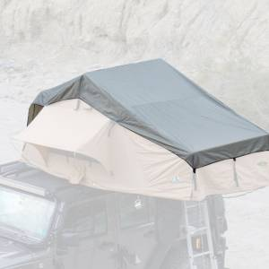 Tuff Stuff TS-RFLY-DLT Delta Soft Shell Overland Rainfly for Roof Top Tent