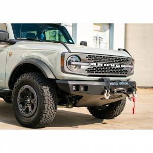 Road Armor 6213F1SP Stealth Front Optional Skid Plate for Ford Bronco 2021